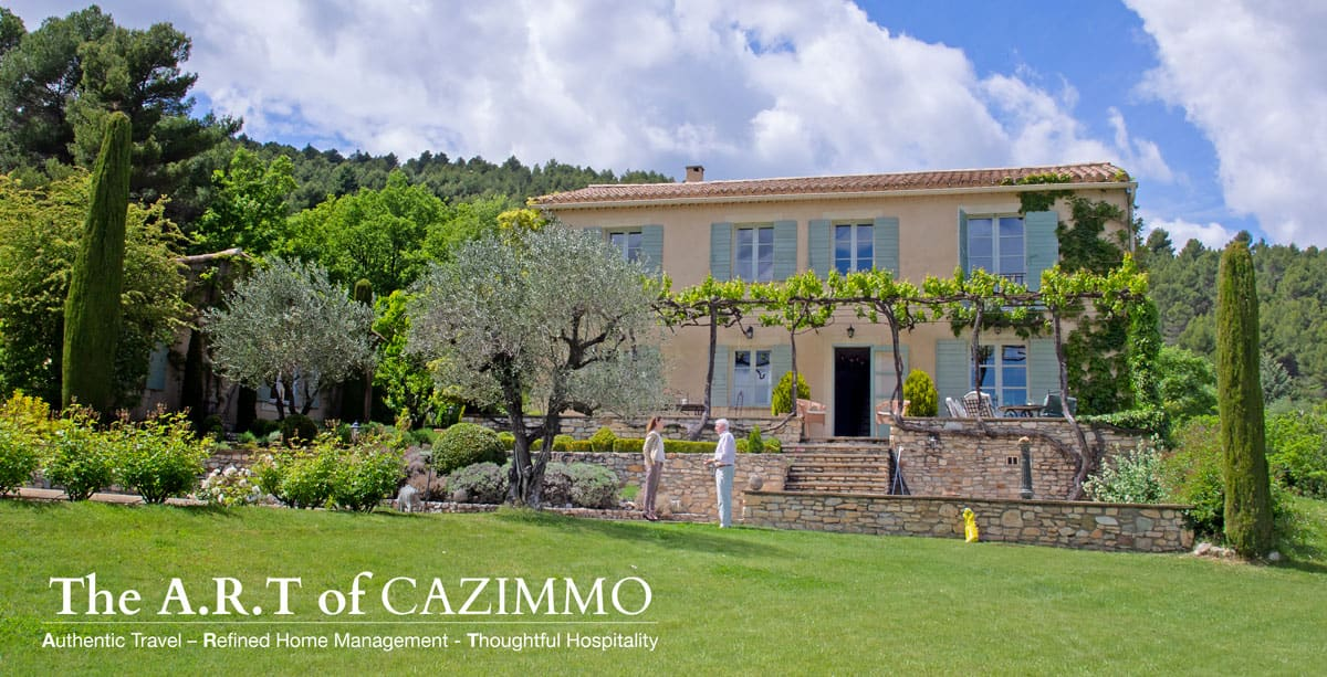 Cazimmo refined Home Management - Luberon